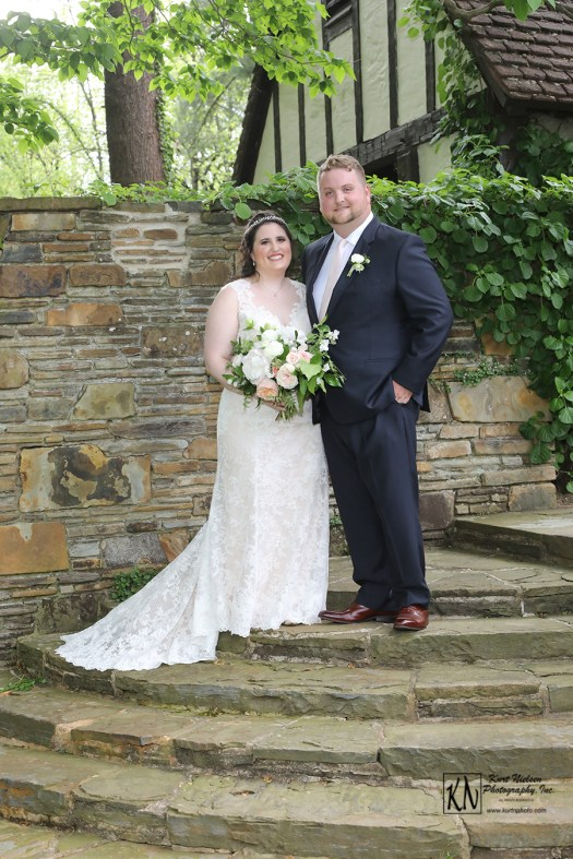 A Charming Fete planned Wedding at The Club at Hillbrook