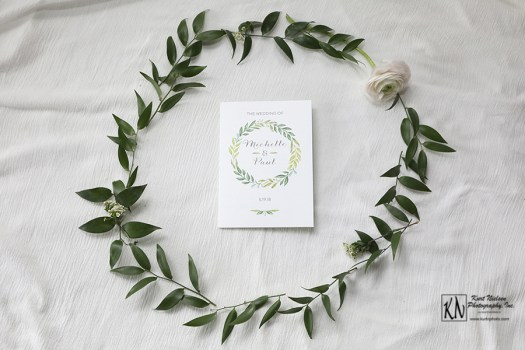 nature themed wedding programs by shutterfly