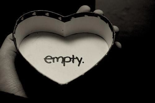 empty heart kurt rees