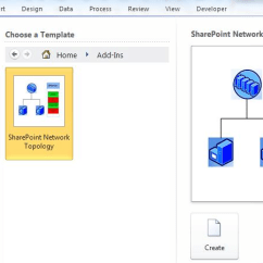 Visio 2010 Network Diagram Wizard Champion Winch Wiring Release Sharepoint Topology Add In Image