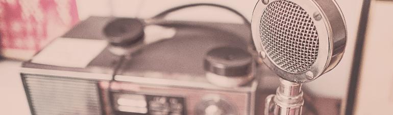 header radio