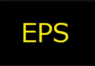 EPS ハンドルマークの警告灯