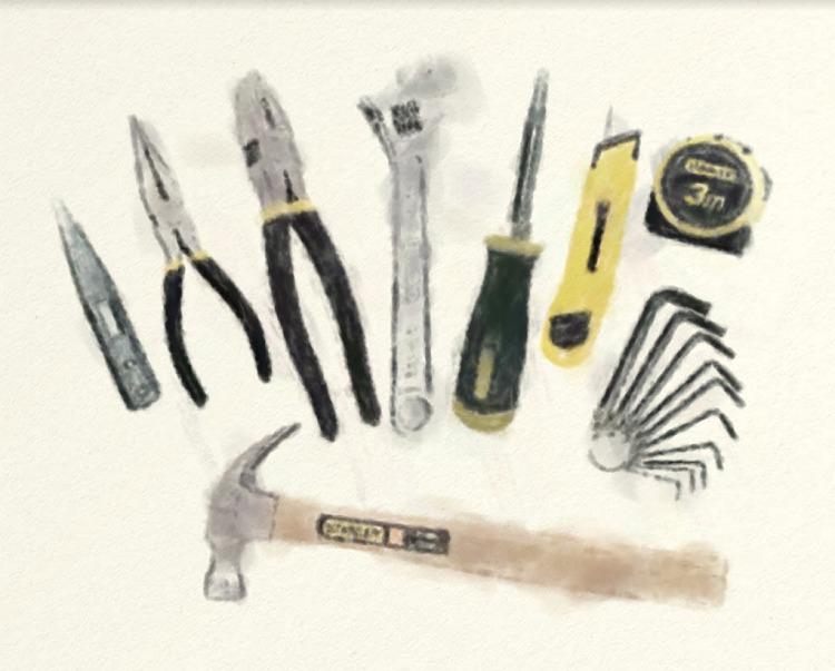 DIY工具イラスト