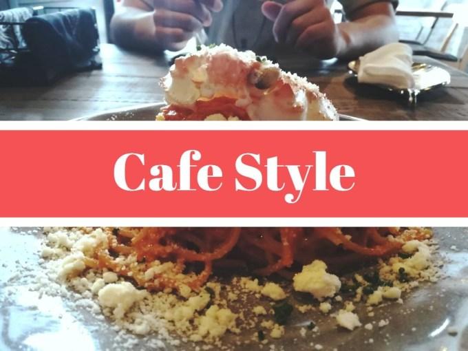 コンテナカフェ『CAFE STYLE』に行ってきました。様々なシーンに対応できる西海岸テイストのお洒落なお店