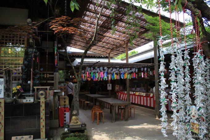 かえる寺の売店
