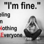 Beberapa Gejala Depresi dan Bahayanya
