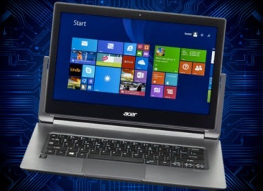 Selling Point dari Notebook 2 in 1 Acer One 10