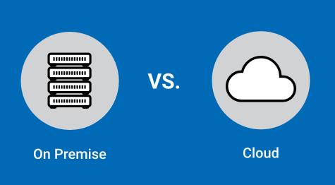 cloud vs onpremise