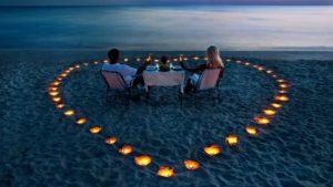 kencan romantis