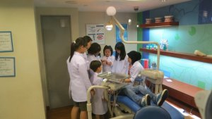 kidzania dokter gigi