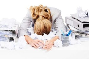 stres kerja
