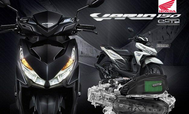 Keunggulan Motor Honda Vario 150