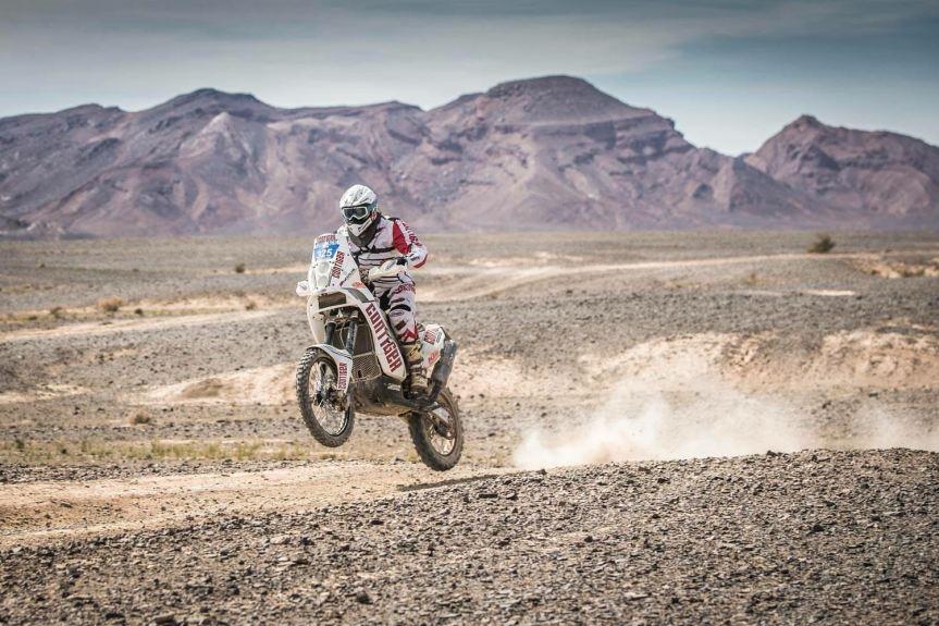 Zweiter Platz für Grazer TV-Anwalt bei Tuareg-Rallye