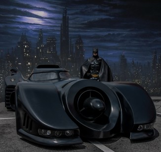 Batmobile Martin Hahn HQ