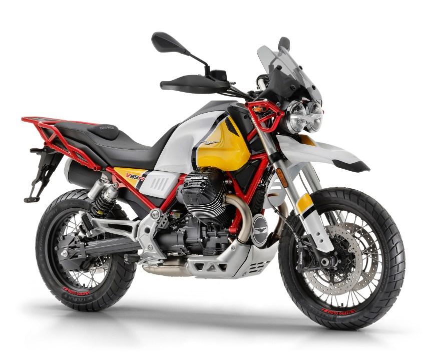 Rückrufe der Moto Guzzi V85 TT