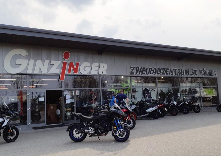 Lieblingsbeschäftigung… Motorradtest!