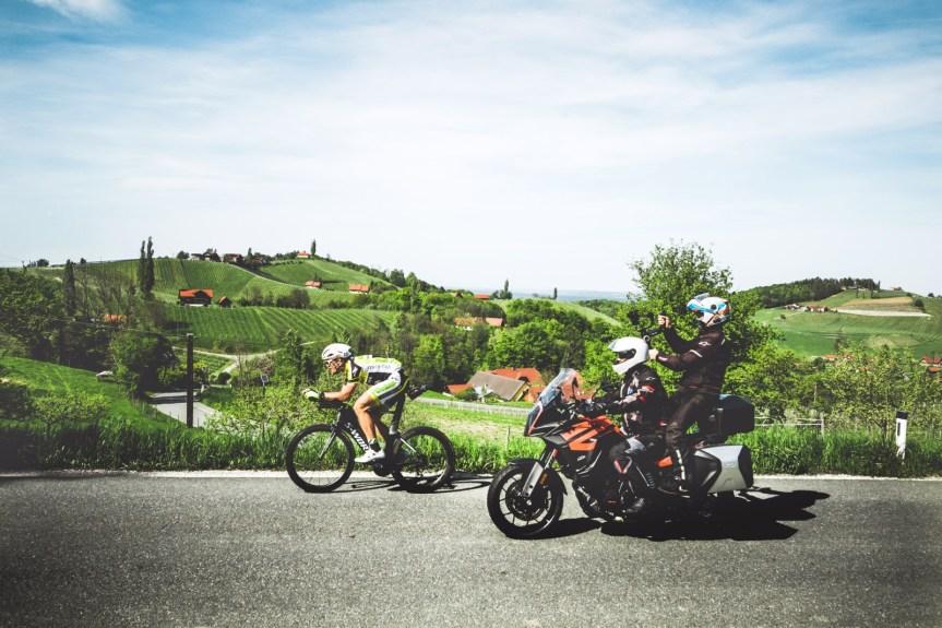 Christoph Strasser und das härteste Radrennen der Welt…
