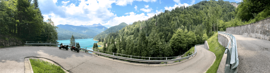 Kurvenfahrer.at Bike & More – Tour 2019