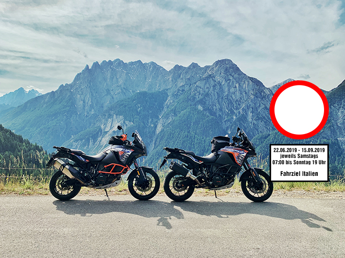 Fahrverbot in Tirol – was steck dahinter und sind auch wir Biker betroffen?