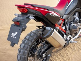 20YM Africa Twin Exhaust