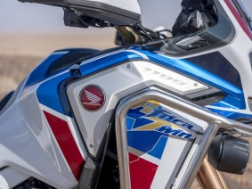 20YM Africa Twin Adventure Sports Aluminium Panel