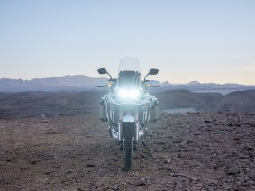 20YM Africa Twin Adventure Sports Headlight High