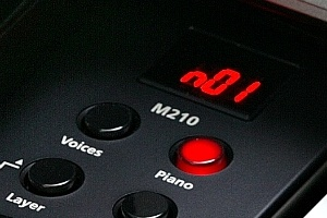 M210 presets
