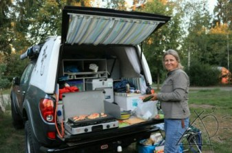 Grillabend Camping Lichtenfels