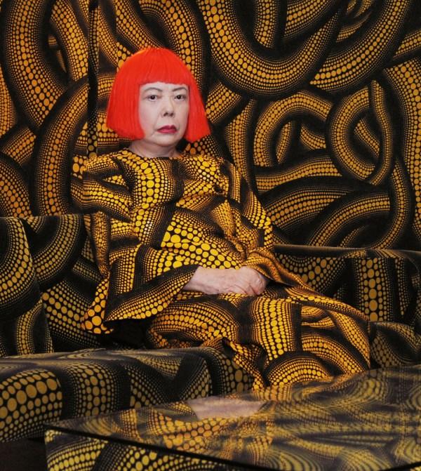 Yayoi Kusama Exhibit Infinity Mirrors