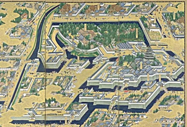 【三代の大改修】江戸城について調べてみた
