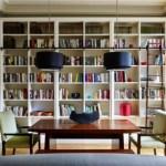 Desain Ruang Perpustakaan Pribadi Minimalis