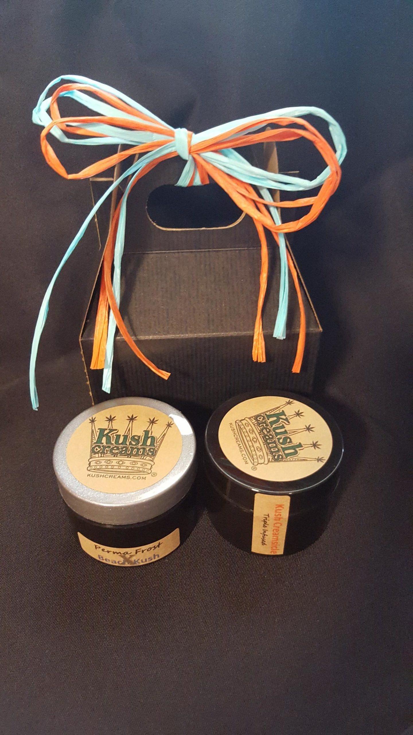 Creams Gift Box