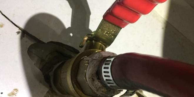 طريقة تركيب مواسير الغاز للمطابخ