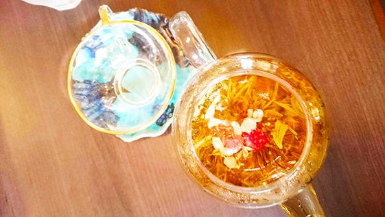 カフェシュエットの紅茶
