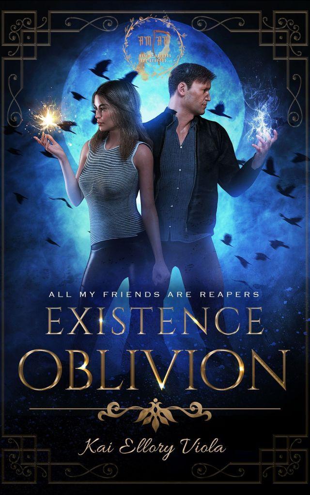 Existence Oblivion by Kai Ellory Viola