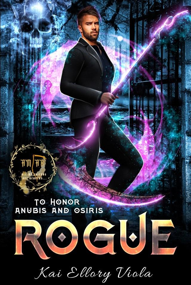 Rogue: Book 2 of AMFAR