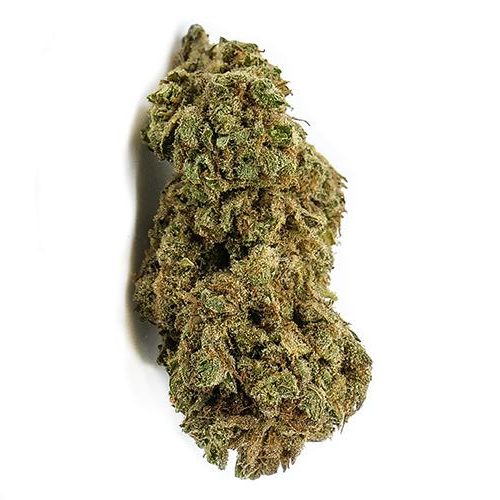 Indica-Dominant GOD BUD by Redecan THC 17-23% CBD 0-1%