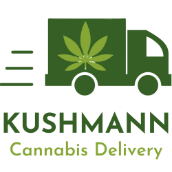 New Kushmann Cannabis Delivery Website Logo