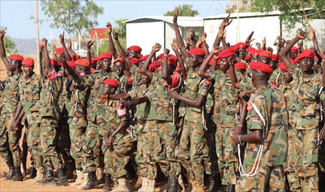 مجلس الأمن الأفريقي يحقق في خروقات للجيش الشعبي