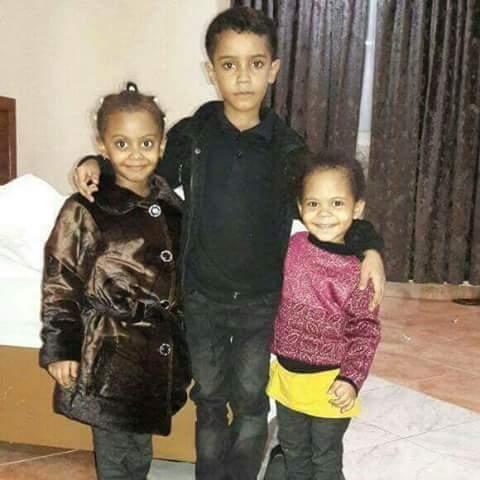 مغترب سودانيِ يفقد أطفاله الثلاثة في حادث سير مروع بالسعودية