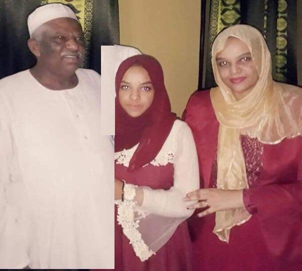 بالفيديو : عائلة الأولى في امتحانات الشهادة السودانية تحتكر المراكز الأولى في الشهادة السودانية