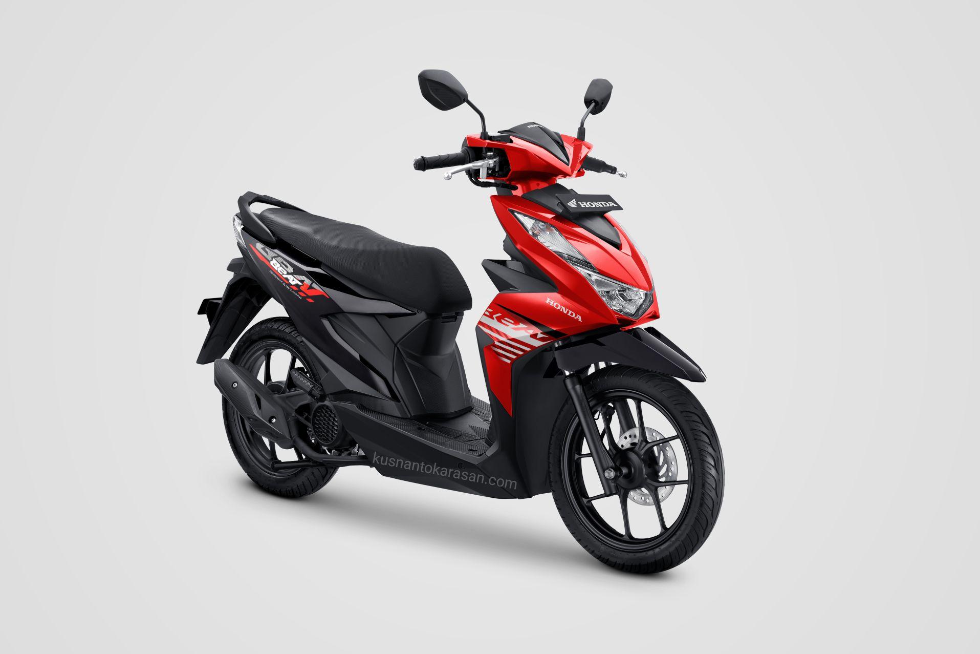 Beli motor seken tegal terbaru di blibli ✔️ produk original ✔️ gratis ongkir. Harga honda beat street 2021 | Kusnantokarasan.com