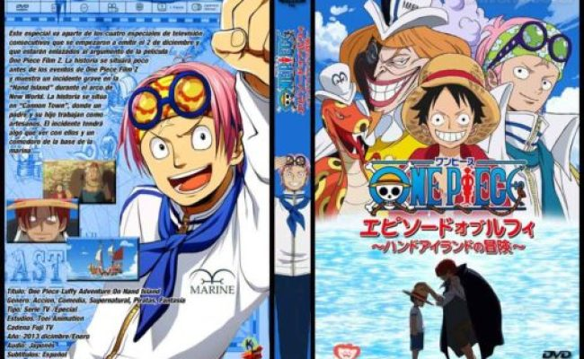 One Piece Hand Island Subtitle Indonesia Kusonime