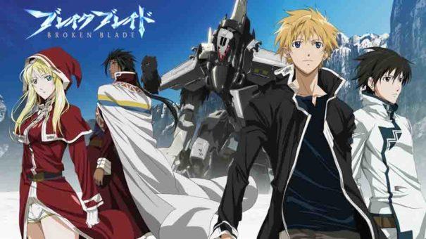 Break Blade Movie 1-6 BD Subtitle Indonesia   Kusonime