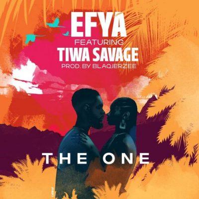 Efya - The One Ft. Tiwa Savage (Prod. By Blaqjerzee)