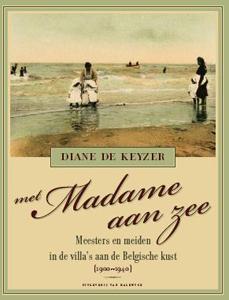 """In het boek Met Madame aan zee van Diane De Keyzer vertelt Marie-Joseph Van der Reydt (°1919) over de """"commerce des fleurs""""."""