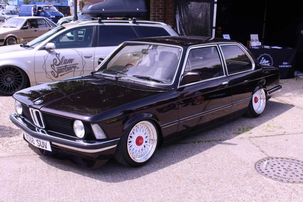 medium resolution of bmw e21 full respray