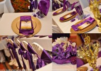 Purple and Gold Party | Kustom Kreations