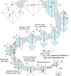diagram for immortelle kusudama [ 906 x 1322 Pixel ]