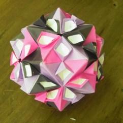Kusudama Ball Diagram Usb Plug Wiring Cherry Blosson Model Tomoko Fuse Co